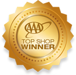 AAA Top Shop Winner